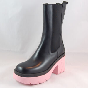 IM BT 098 Vitello Nero F.7636 Pink